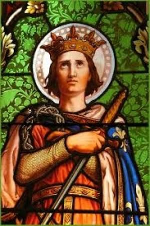 Ngày 25/08: Thánh Louis của Pháp (1226-1270)